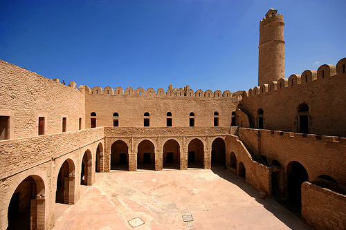 Inside the Ribat, Sousse, Tunisia, North Africa