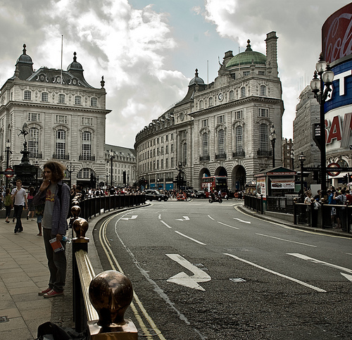 London soon
